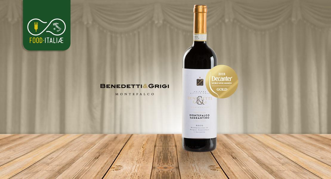 Decanter Awards 2019 – Sono quattro i vini premiati della Cantina Benedetti & Grigi